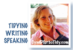 Meet Cyn@TurboTidy.com